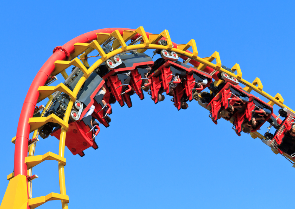RollerCoasterRed