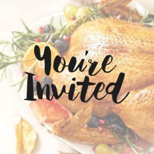 DFAC Thanksgiving