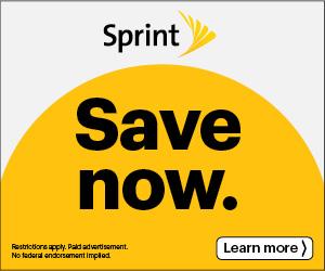 Save Now w/ Sprint