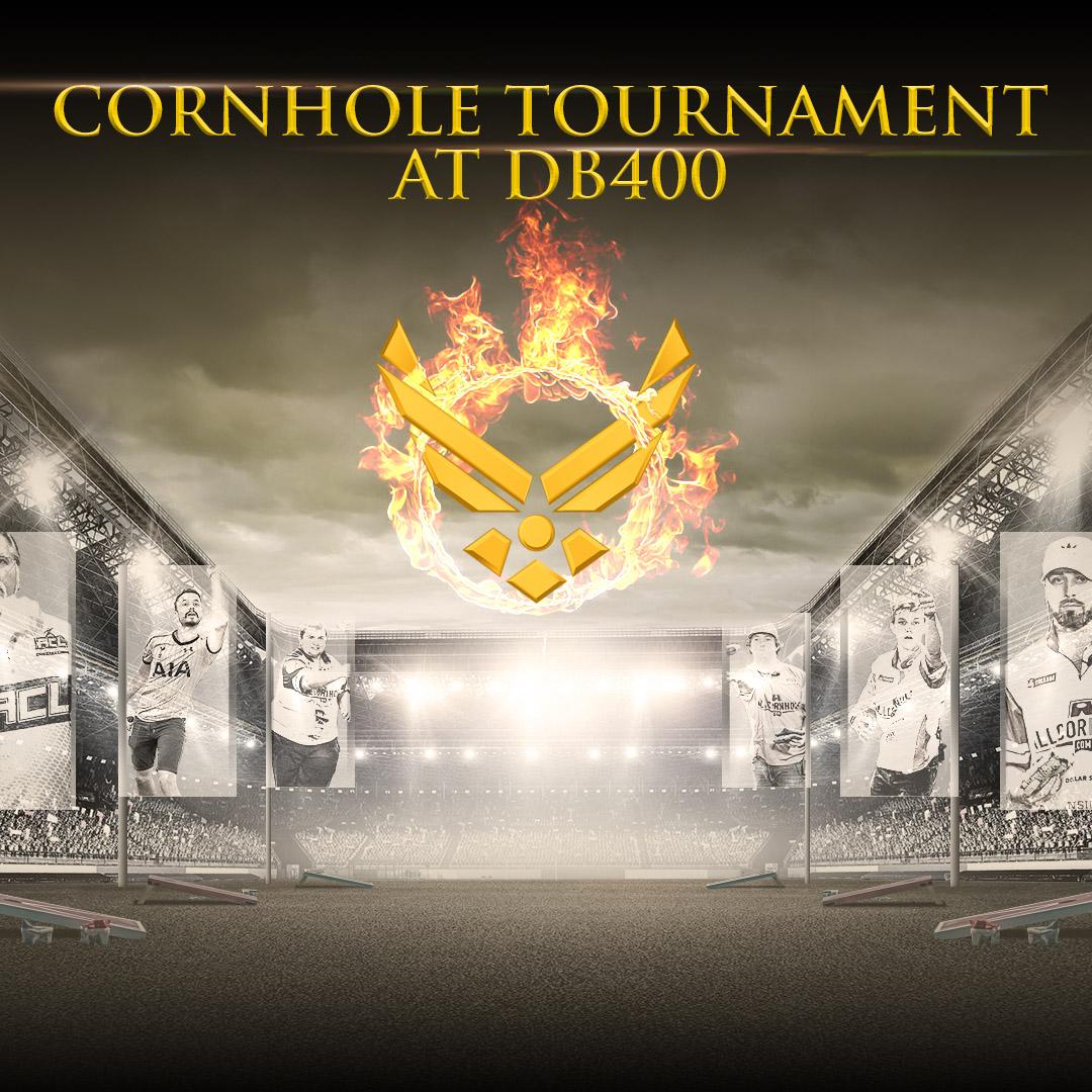 2019 Cornhole Tournament At DB400