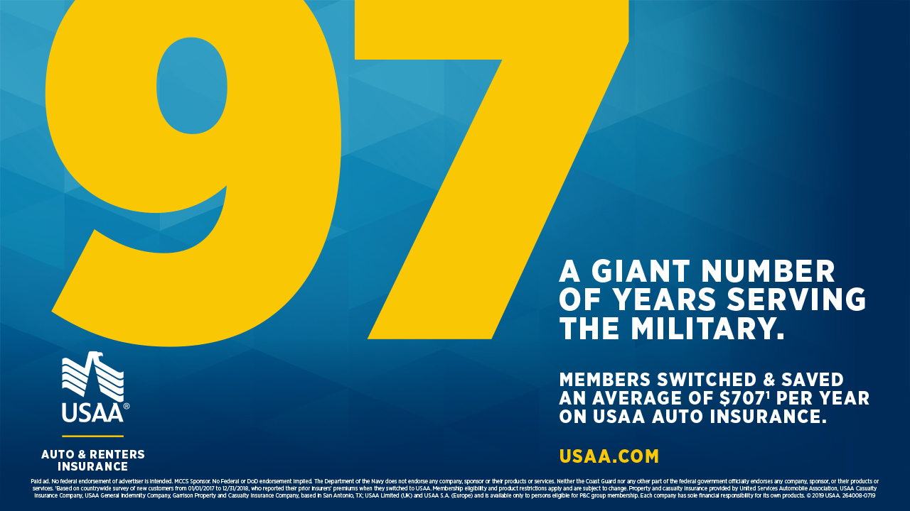 USAA Serving The Military For 97 Years