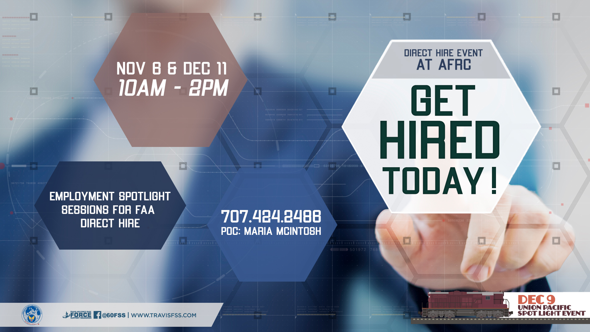 Get Hired At Afrc
